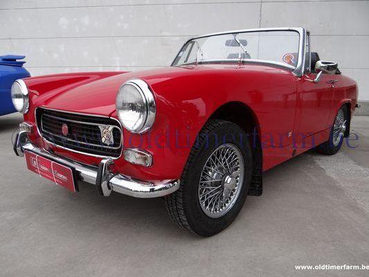 MG Midget 1300 (1970)