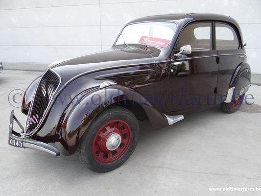 Peugeot  202 Bordeaux (1939)