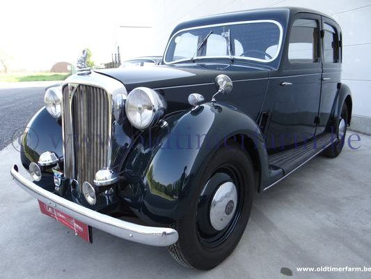Rover 75 Coach (1949)