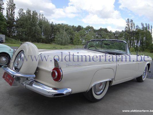 Ford Thunderbird Cabriolet + Hardtop (1956)