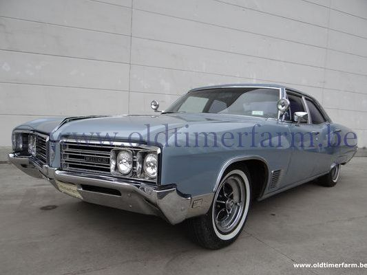 Buick Wildcat (1968) sold - ch  B280