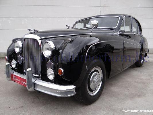 Jaguar MK IX (1959)