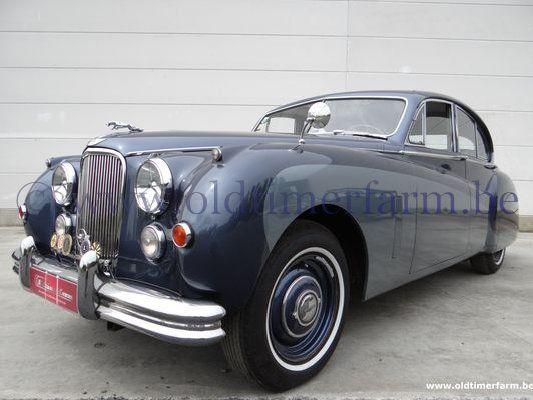 Jaguar MK VII 3.4 '53 (1953)