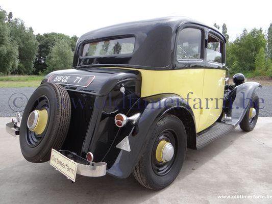 Citroën Rosalie Coach 8A Manessius