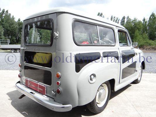 Austin  A35 Countryman (1966)