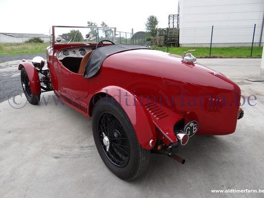 Riley  12/4 Adelphi Sports Two Seater '37 (1937)