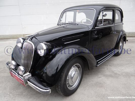 Simca 8 1200 Berline  Black  (1951)