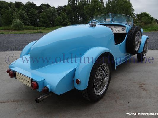 Simca 8 Sport Roadster Replica