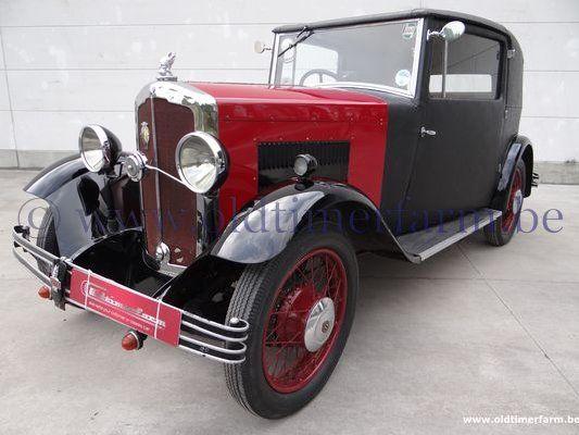 Rover 10/25 Sportsman's Coupé (1931)