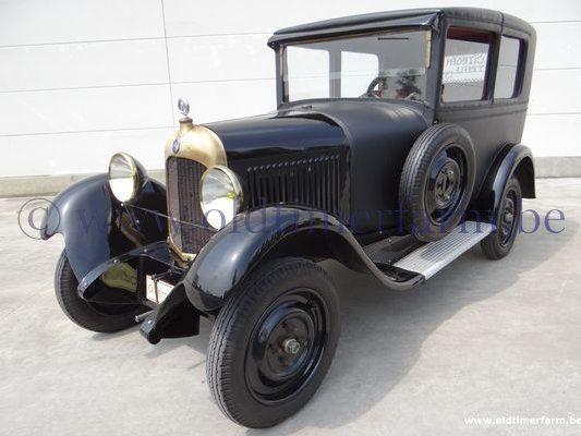 Citroën C3 trèfle (1922)