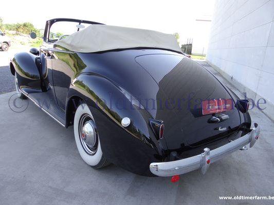 Packard  Six 160 (1938)