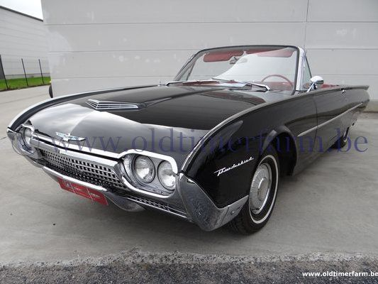 Ford Thunderbird Serie II Cigar Shape