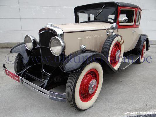 Reo Coupé  (1930)