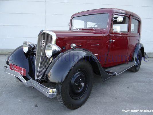 Peugeot  301CR (1934)