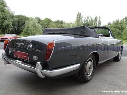 Rolls Royce Corniche Dark Grey  (1973)