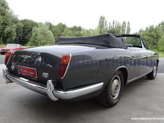 Rolls Royce Corniche Dark Grey  (1973)