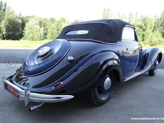 BMW  327 Cabriolet (1940)