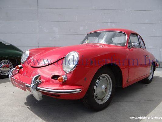 Porsche  356 BT5  Red (1960)