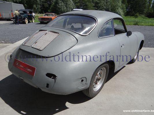 Porsche 356 B T6 Grey (1964)
