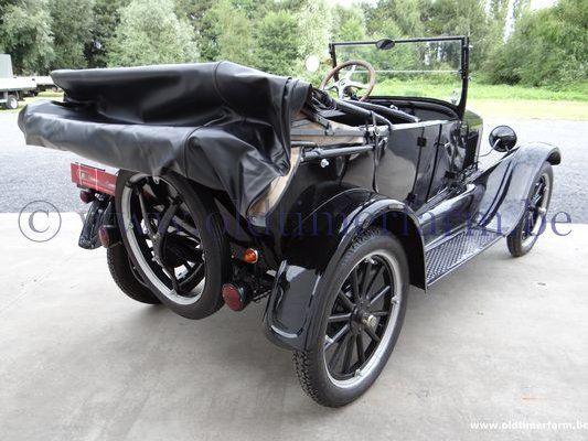 Ford T Phaeton