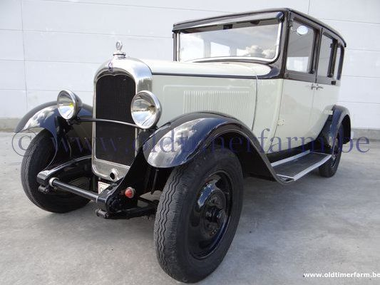 Citroën  AC4 (1929)