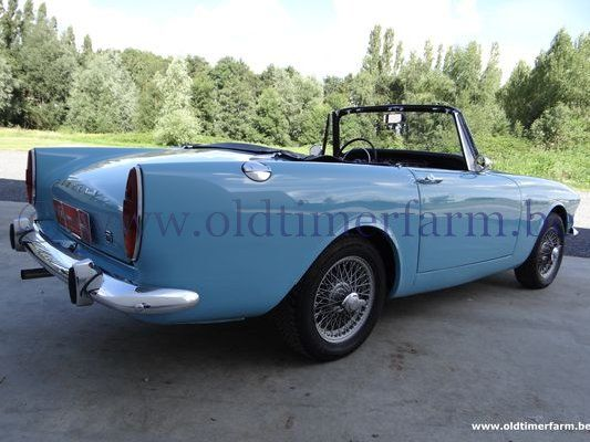 Sunbeam Alpine (1967)