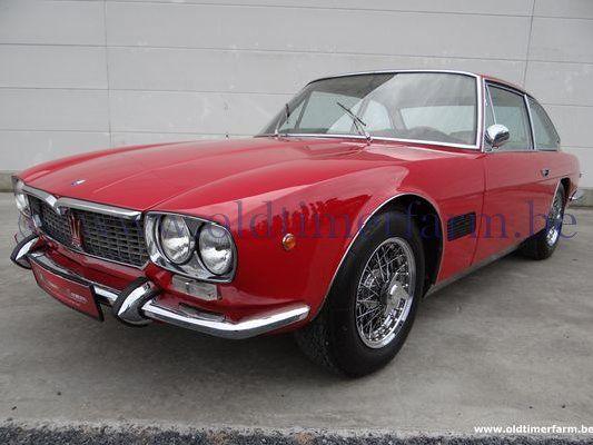 Maserati Mexico 4700 1969 Vendue Ch 1584