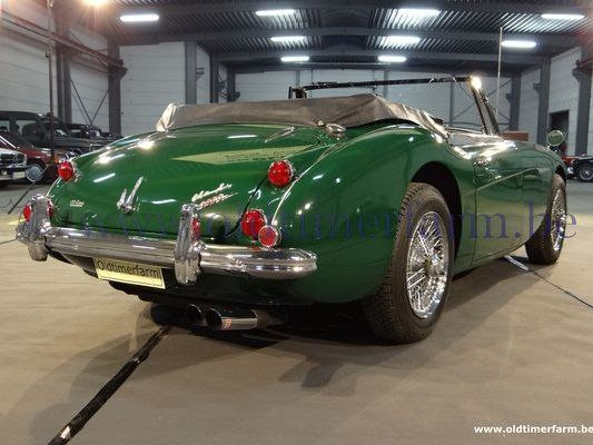 Austin Healey 3000 MKIII BJ8