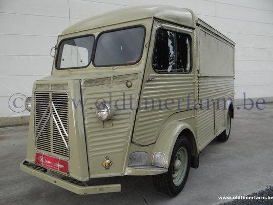 Citroën HY beige 1957 (1957)