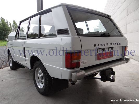 Range Rover Two door V8 (1972)