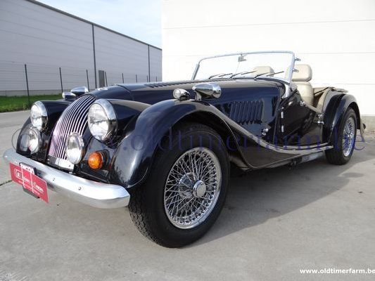 Morgan  4/4 Blue (1981)