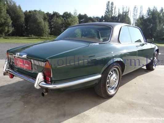 Jaguar Xjc 4 2 1977 Sold Ch 96bw