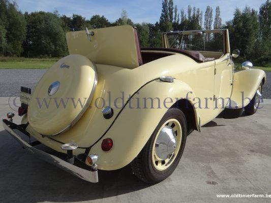 Citroën Traction Cabriolet  (1938)