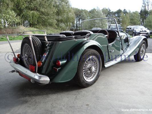 Morgan  4/4 4 seater Green 1600 (1985)