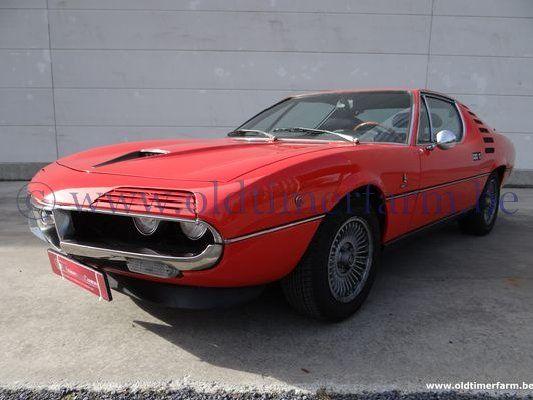Alfa Romeo Montreal (1973)