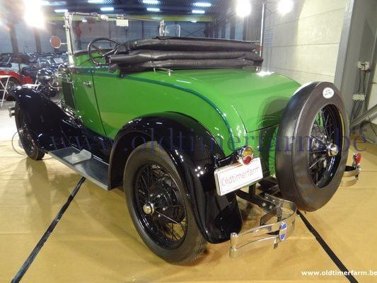 Ford  A Roadster Dark Green