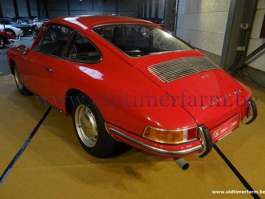 Porsche  912 Red (1966)