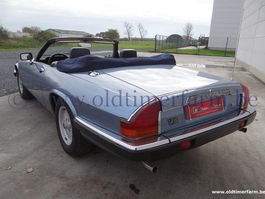 Jaguar XJS  C V12 BLue  (1988)