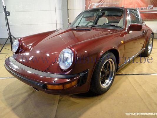 Porsche  911 3.0 SC  Targa Bordeaux (1983)