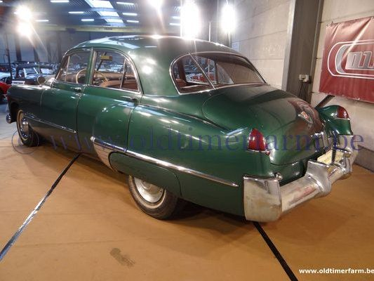 Cadillac Series 61 Green  (1948)