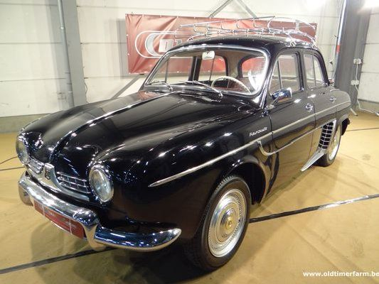 Renault  Dauphine R1090 (1958)