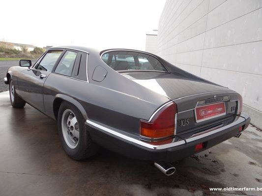 Jaguar XJS  V12 Grey (1985)
