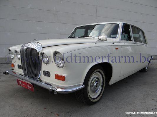 Daimler  Ds 420 White 0376 (1983)