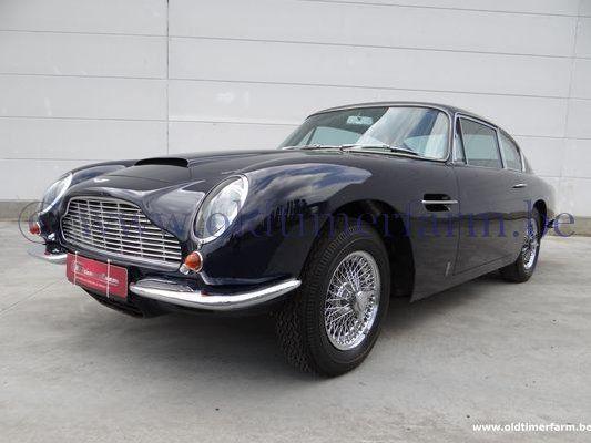 Aston Martin  DB 6  (1967)