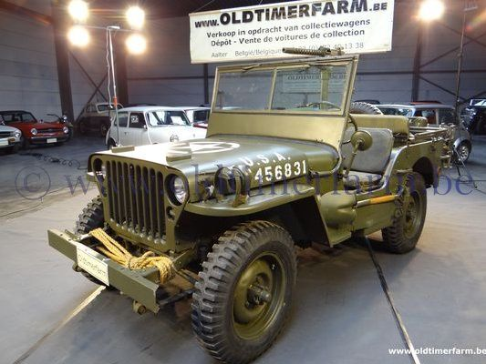 Ford GPW Army  (1944)