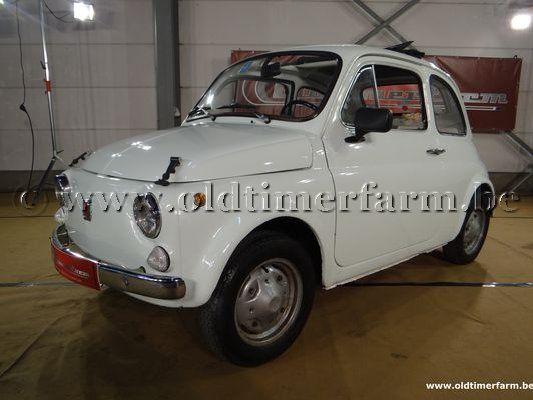Fiat  500 White (1972)