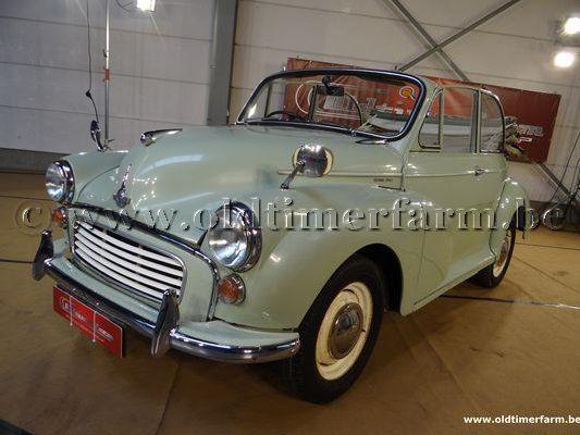 Morris Minor 1000 Cabriolet  (1961)