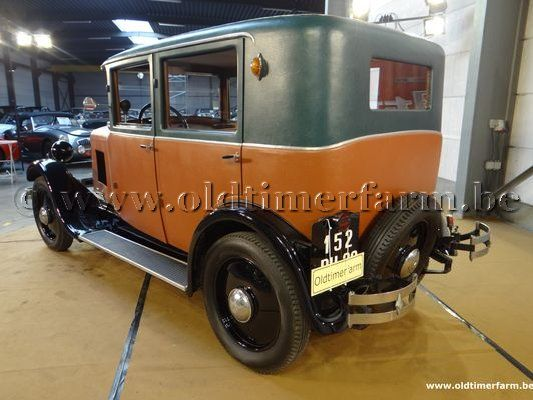 Donnet  G2 Deuxième Type Berline Weymann (1927)