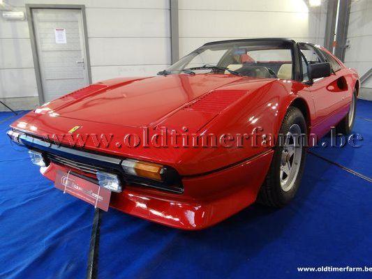 Ferrari 308 GTS I Red (1981)