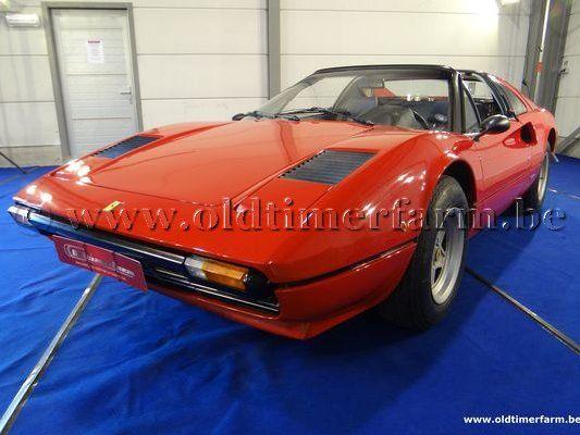 Ferrari 308 GTS Red (1980)